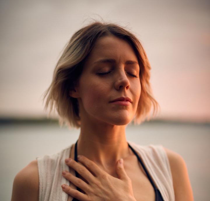 La respiración consciente es la clave para aprender a manejar las emociones difíciles y reducir el estrés.