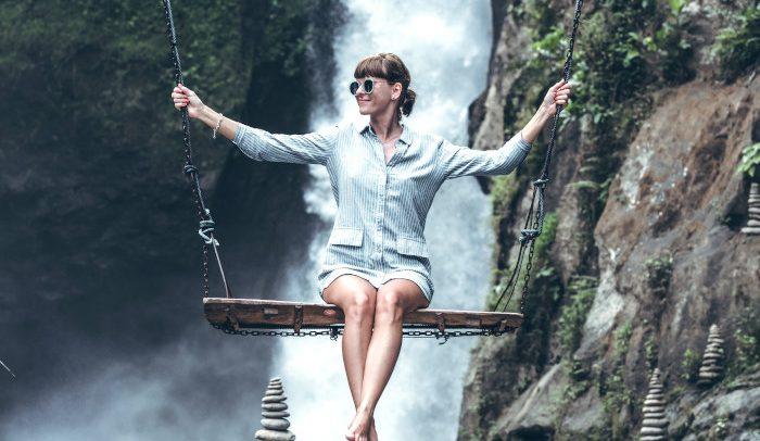 Recupera tu equilibrio interior enfrentando tus miedos y aceptando la experiencia de vivir tal y como es.